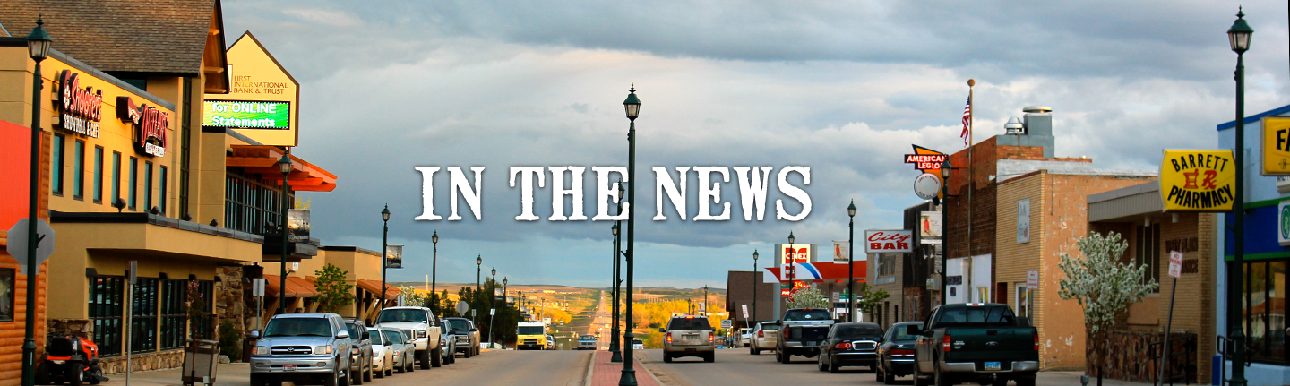 Watford City News